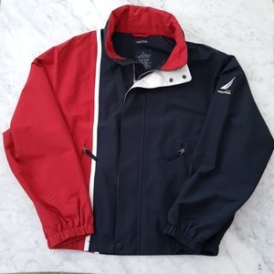Nautica Men's Jacket with Hood Vintage